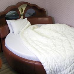 Round Bed Duvet