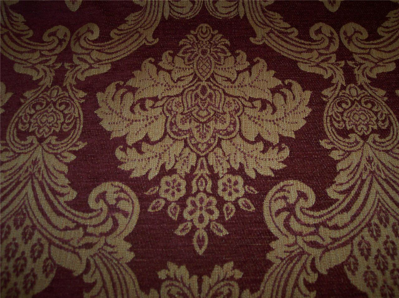 Which fabric would you choose for your curtains the bed for Jacquard fabric