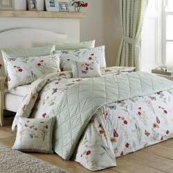 Duvet Cover & Pillow Case Set - Country Journal - Easy Care Printed