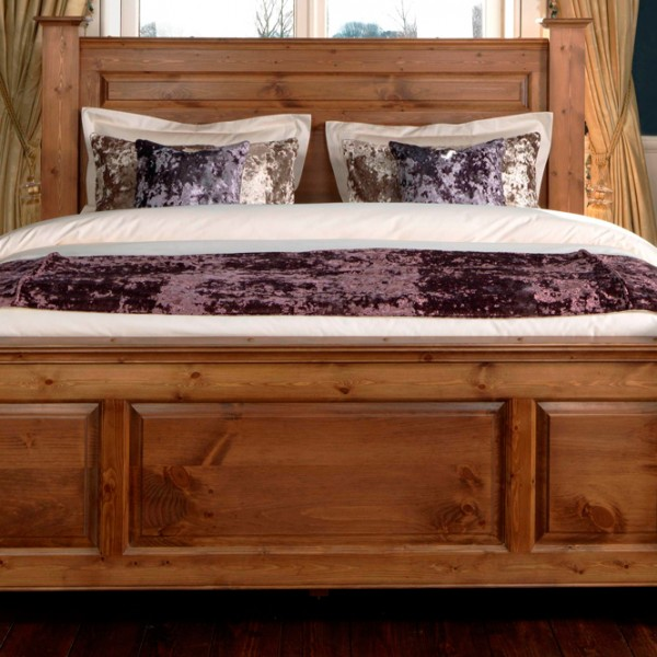 Emperor Crush Velvet Bedding Set