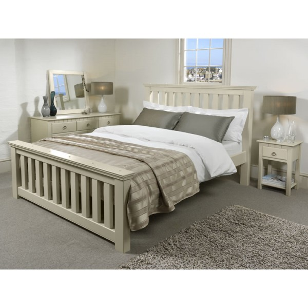 4Ft Small Double Bed Set - Wordsworth