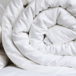 "Long Single Duvet - 54"" x 86"" - Hollow Fibre"