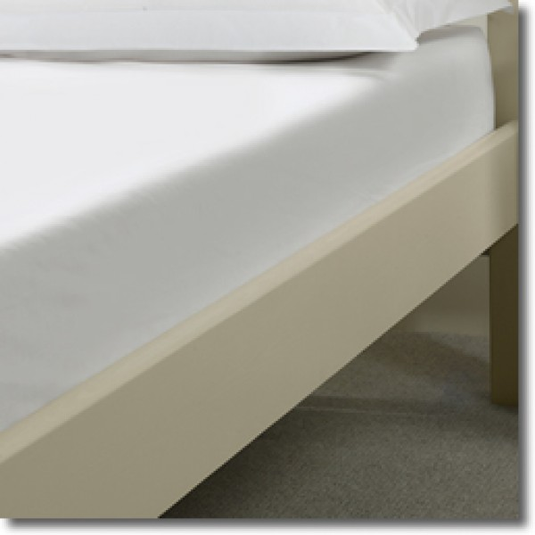 Caesar Fitted Sheets in 100% Cotton - 200TC