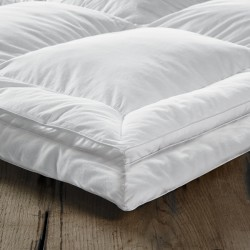 Emperor Mattress Topper - Feather & Down Combination
