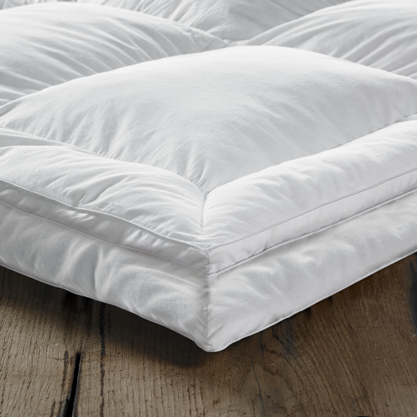 4ft Mattress Topper - Feather & Down Combination