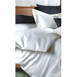 160 x 200cm Euro / Ikea King Bed Set in 1000 Thread Count Cotton - White