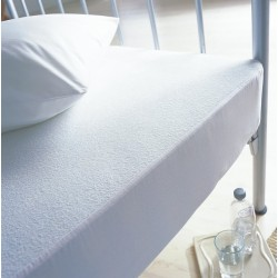 90 x 200cm - Long Single Mattress Protector - TENCEL Waterproof