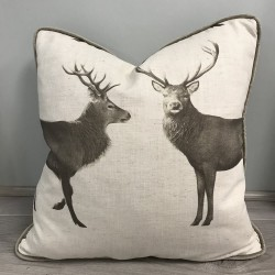 Evesham Deer Cushion