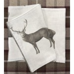 Evesham Deer Bed Runner - All Sizes