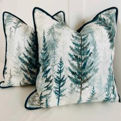 Juniper Pine Cushion - 45 x 45cm