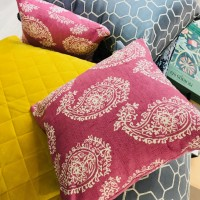 Cushions Galore!