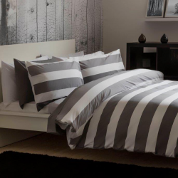 Long Single Duvet Set in Brompton - 135 x 220cm