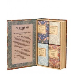 Strawberry Thief - Guest Soaps - Morris & Co.