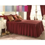 Fitted Bedspread - Addlington - 11 Colours