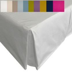 "Emperor Valance in Heavy Panama Fabric - 6'6"" x 6'6"" - 10 Colours"
