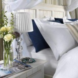 King Pillow Cases in Easy Care Poly Cotton