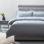 Double Duvet Cover in 100% Egyptian Cotton - 11 Colours