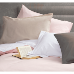 "Single Fitted Sheet in 100% Egyptian Cotton (15"" Mattress) - 10 Colours"