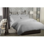 Single Duvet Cover in 1200 Count Cotton - 2 Colours