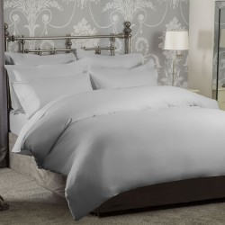 Super King Duvet Cover in 1200 Count Cotton - 2 Colours