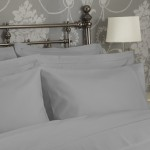 King Fitted Sheet in 1200 Thread Count Cotton - 5' x 6'6""