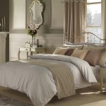4Ft Small Double Bedding Set - Bowden Grey