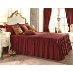 Fitted Bedspread in Orpheus - 5 Colours