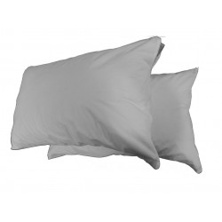 Waterproof Pillow Protector - STD - 75 x 50cm - Zip Close