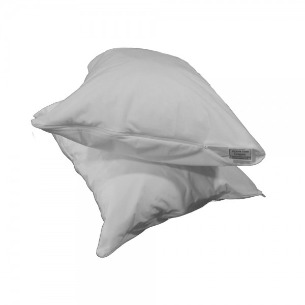 3ft 6in Waterproof / Breathable Pillow Protector  - 107 x 50cm