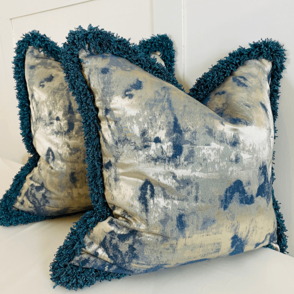 Tessere Midnight Cushion - 45 x 45cm