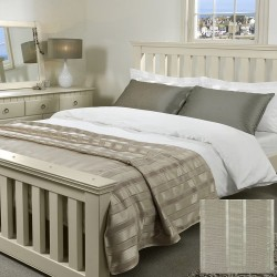 Emperor Bedspread - Wordsworth Bronze