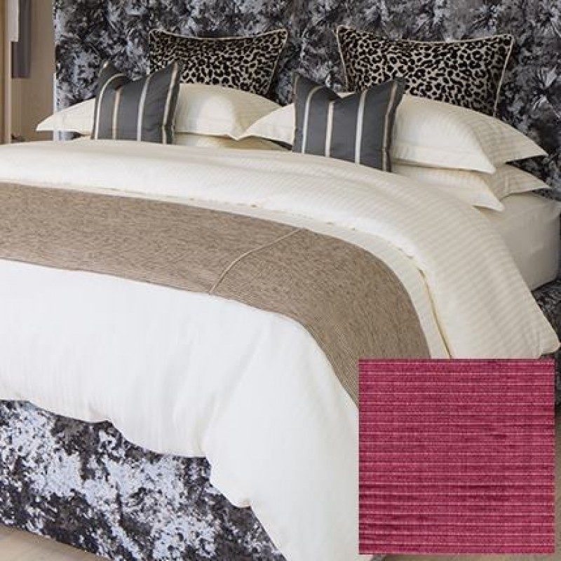 Bedspread In Zanzibar Raspberry Bedspread Bed Runner