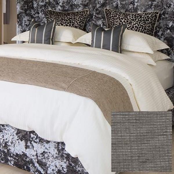 Emperor Bedspread - Zanzibar Pebble