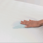 Round Bed Quilted Mattress Protector