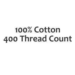400 Thread Count - Small Double Fitted Sheets