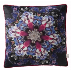 Kaleidoscope Boudoir Cushion