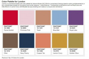 Bedding Sets - New Colours from NY & London Fashion Week