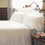 Emperor - 6ft 6' - Flat Sheet - 100% Cotton - 200 Thread Count
