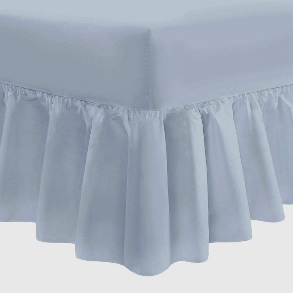 Valance Sheet - Cloud - 50/50 Easy Care