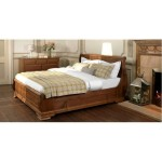 Small Double Bed Set - Bowland - 6 Colours