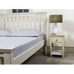Flat Sheet - Cloud - UK Bed Sizes