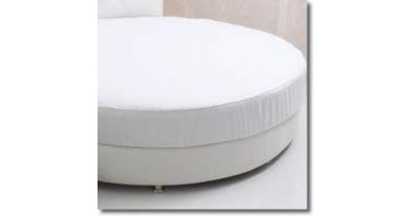 Round Bed Anti Allergy Protector Round Bed Waterproof