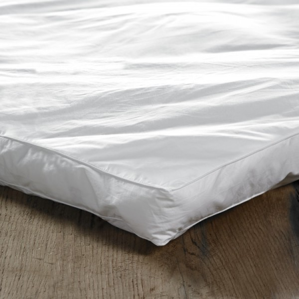 100 x 200cm Metric Single Mattress Topper - Hollow Fibre