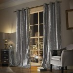 Pair of Iliana Silver Curtains