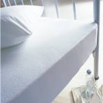 "Small Super King Waterproof Mattress Protector - 5'6"" x 6'6"""