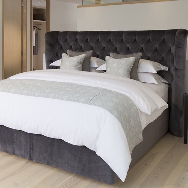 4ft bedding small double fitted sheets bed linen. Black Bedroom Furniture Sets. Home Design Ideas