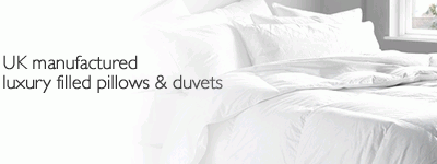 goose down duvets, goose down pillows, uk pillows and uk duvets